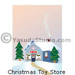 Christmas Toy Store