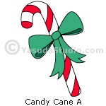 Candy Cane A