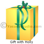 Gift with Holly