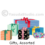 Gifts, Assorted