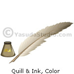 Quill & Ink, Color