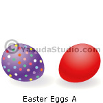 Easter Eggs A