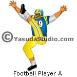 Football Player A